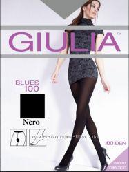 Тёплые колготки Giulia Blues 100