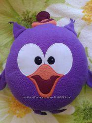 Мягкая игрушка подушка малышарики разные