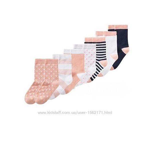 Носки набор хлопковых носков pepperts
