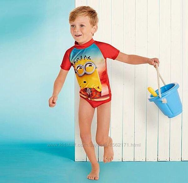 Костюм пляжный солнцезащитный на мальчика