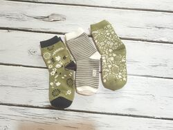 Невероятные хлопковые носки на девочку lupilu