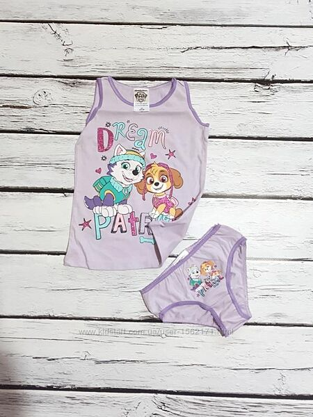 Набор комплект для сна пижама на девочку