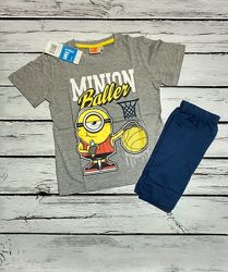 Комплект футболка шорты костюм на мальчика