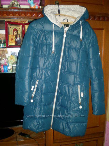Тепла куртка - пальто