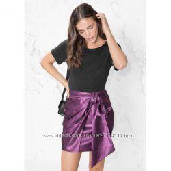 Красивая блестящая юбка с метализированной нитью & other stories