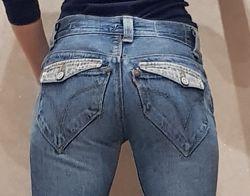 Продам женские джинсы Levis оригинал.