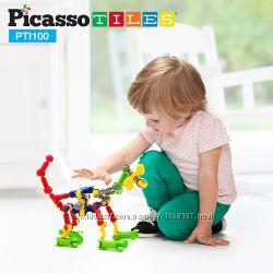 Конструктор из 3D блоков Picasso Tiles США