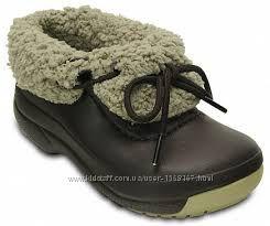 Ботинки Crocs Blitzen Convertible, р-ры С10-11, С12-13, J1