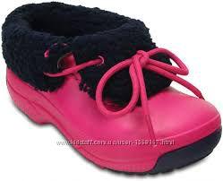 Ботинки Crocs Blitzen Convertible, р-р J1