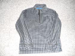 Новый флисовый свитер alive р 140