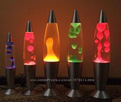 Лава лампа Магма, Ночник Торнадо, Светильник с блестками