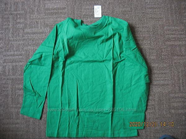 Продам футболку childrens place с длинным рукавом  124