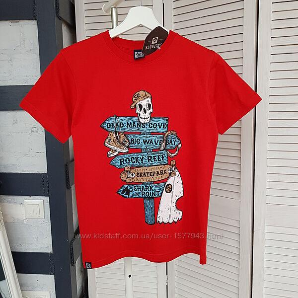 Стильная футболка Saltrock с пиратским принтом