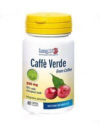 Лонг Лайф Caffe Verde сжигание жира для похудения зелёный кофе диет добавка