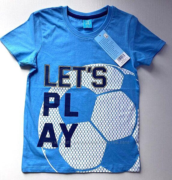 Футболка хлопчача
