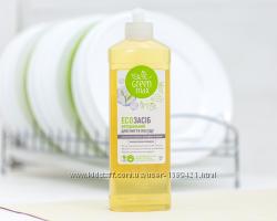 Натуральный концентрат для мытья посуды Green Max