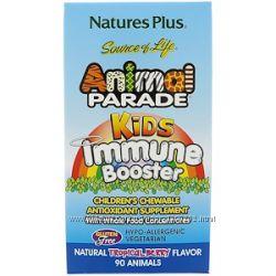Иммунобустер Animal Parad Жевательные капсулы для детей, 90 шт.