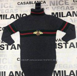 Скидка на тёплые платья Gucci