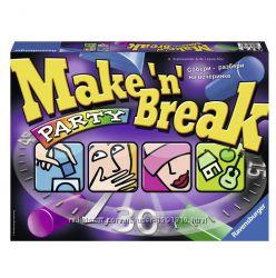 Настольная Игра Собери-Разбери Вечеринка Make n Break Party