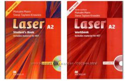 Laser А2 class book  student&acutes book , Laser А1 class Book  studentBook