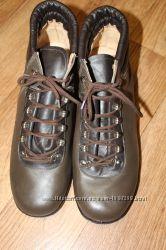 Ботинки Cebo 45-46р. натуральная кожа