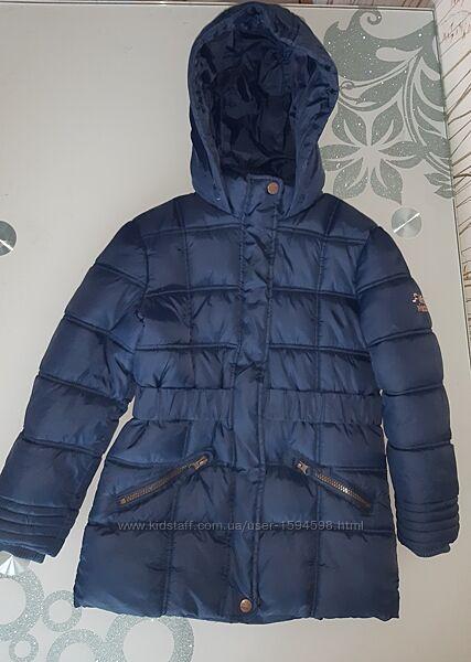 Куртка пальто демісезон  еврозима Palomino р.128 для девочки