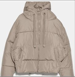 Куртка пуффер Zara
