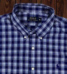 Рубашка Ralph Lauren, оригинал XL-XXL