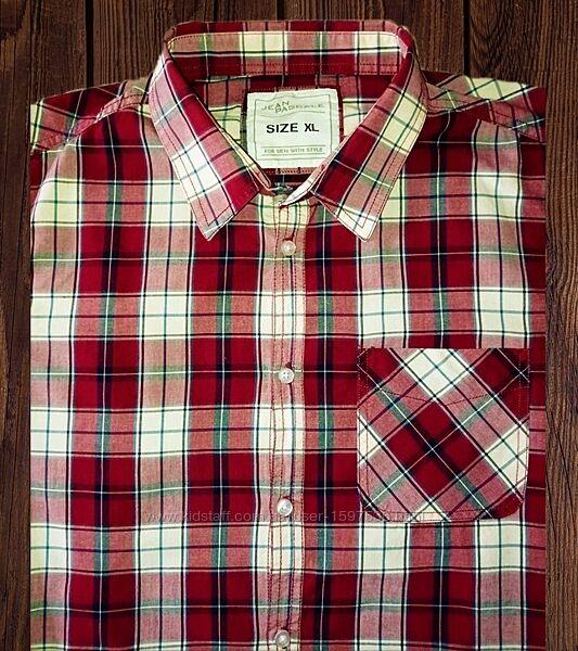 Рубашка Jean Pascal, оригинал L-XL
