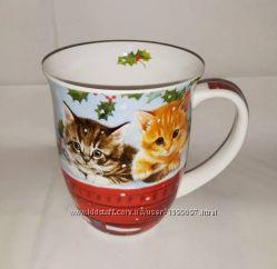 Чашки фарфоровые Новогодние Германия