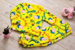 В наличии детские махровые пижамки в ассортименте красивые расцветки