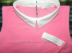 Блуза розовая ZARA Trafaluc S M 38 10 44
