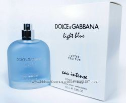 Dolce&Gabbana Light Blue Eau Intense Тестер