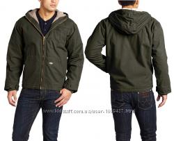 Новая куртка на меху Dickies Sanded Duck из США, размер L Regular