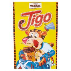 Растворимый какао-напиток Mokate Tigo с витаминами для детей 150 г