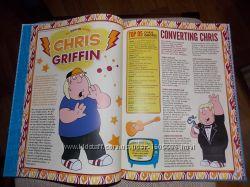 Family Guy Annual 2014 ежегодник. юмор. комиксы