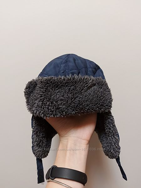 Зимняя шапка для мальчика, шапка ушанка