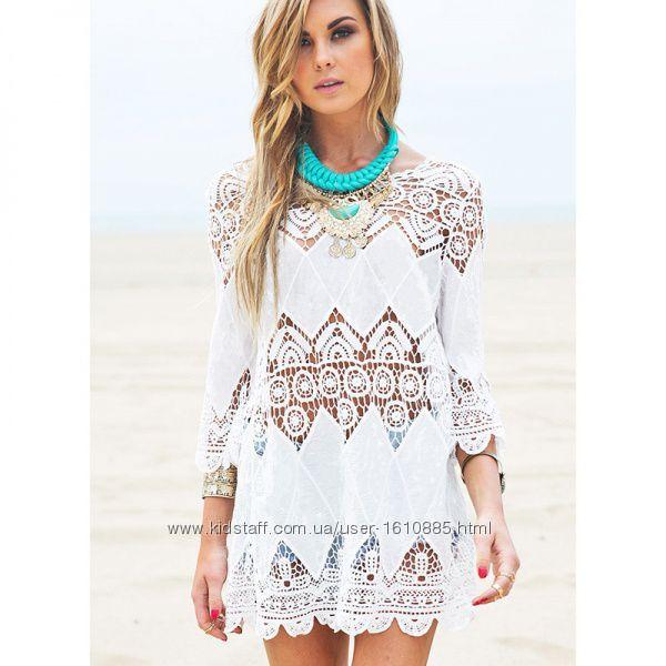 Новинка пляжное платье . Пляжная туника
