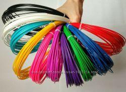 12 цветов ABS пластик для 3d ручки АБС пластик для 3д ручки два цета флюр