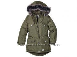 Куртка парка хаки демисезонная девочка подросток 152см