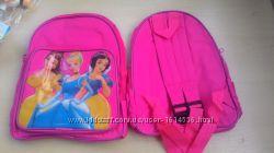 Рюкзак новый дошкольный с принцессами