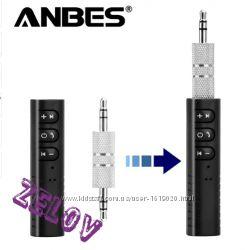 Bluetooth AUX гарнитура блютуз адаптер аудио