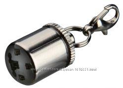 Брелок фонарик с карабином Trixie