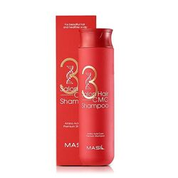 ВосстанавливающийШампунь с аминокислотами Masil 3 Salon Hair CMC Shampoo