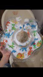 Продаем круг для купания новорожденного в отличном состоянии