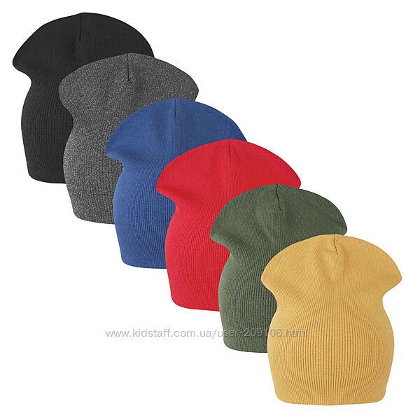 Двойная шапка Спорт ог.53-57см