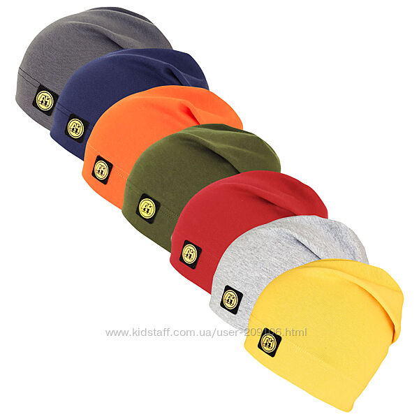 Однослойная шапка А4 ог.51-54см