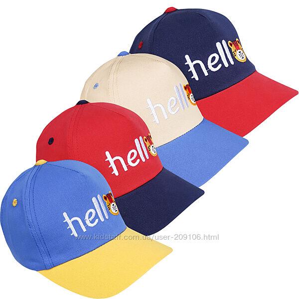 Бейсболка кепка HELLO ог.50-54