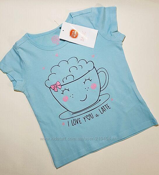 Милая футболочка