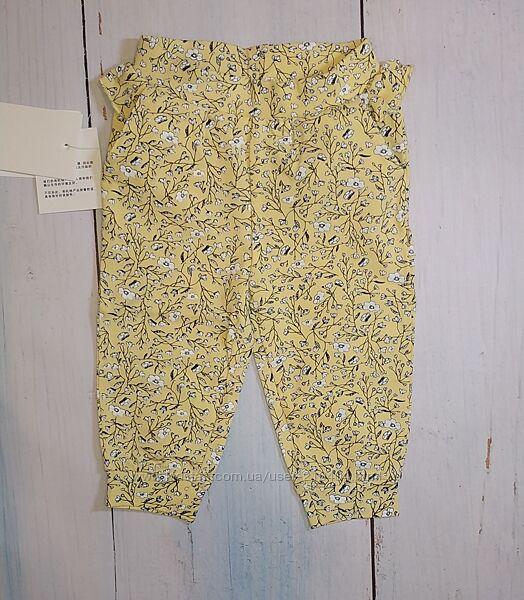 Красивые штанишки для малышки
